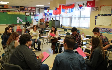 Students credit IB History and Lobertini for eye-opening perspective