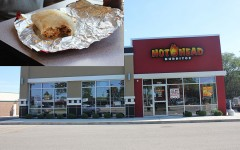 It's a wrap: Hot Head meats (meets) the expectations of first-time burrito experience