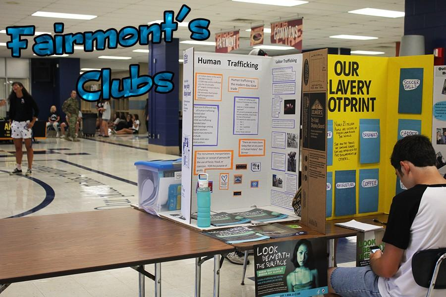 During+Fairmont+101%2C+Human+Trafficking+president+Tim+Edmonds+waits+for+freshmen+to+arrive+to+explain+what+his+club+is+about.+