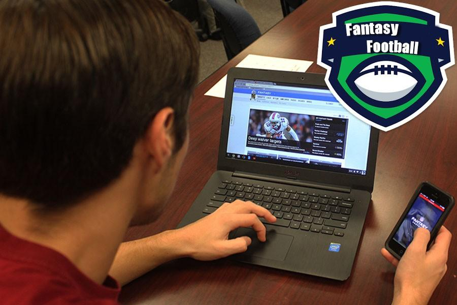 Fairmont senior Jake Shook updates his fantasy team for the upcoming week.