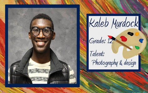 May Artist of the Month: Kaleb Murdock