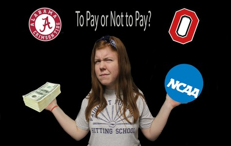 The debate over compensating student-athletes or not is a hot topic in collegiate sports.