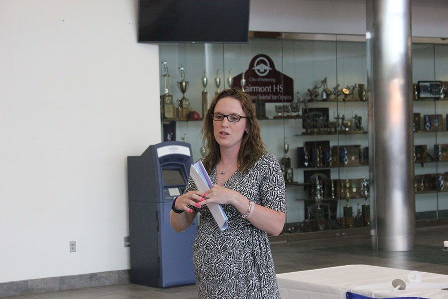 Lacy Drake, adviser for Flyer, shares words to remember about the 2015-16 school year.
