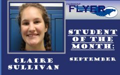September Student of the Month: Claire Sullivan