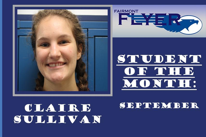 September+Student+of+the+Month%3A+Claire+Sullivan
