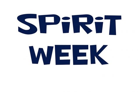 "Put an ""I"" in spirit by participating in Spirit Week"