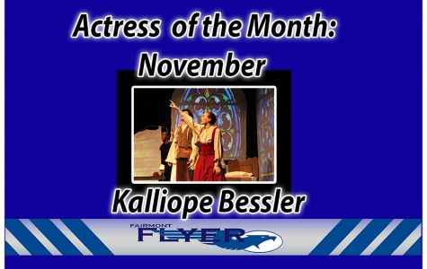 November Actress of the Month: Kalliope Bessler