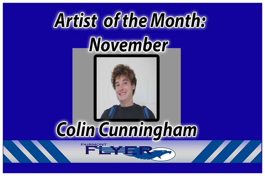 November Artist of the Month: Colin Cunningham