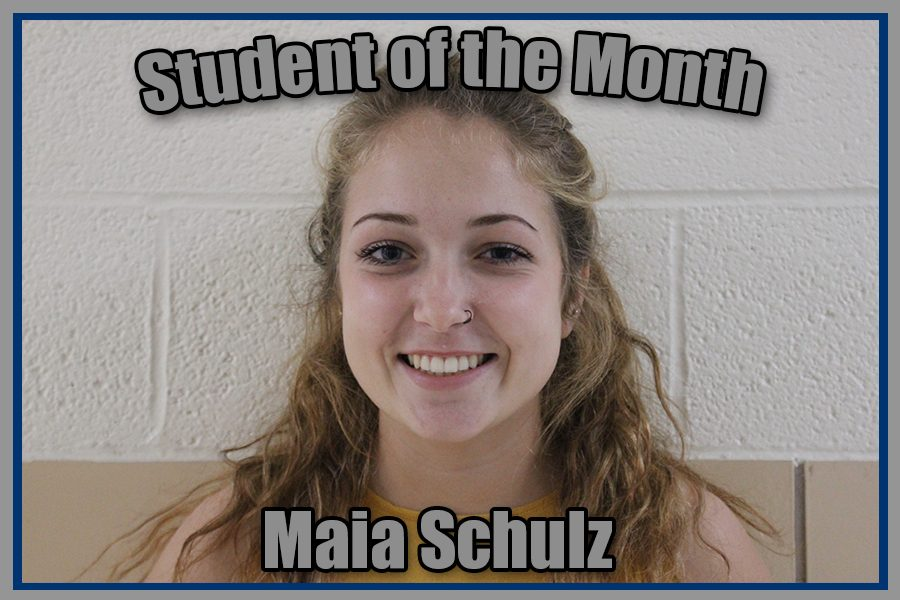 November+Student+of+the+Month%3A+Maia+Schulz