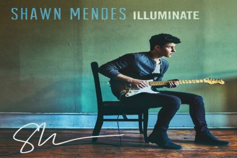 "The ""Illuminate"" album cover"
