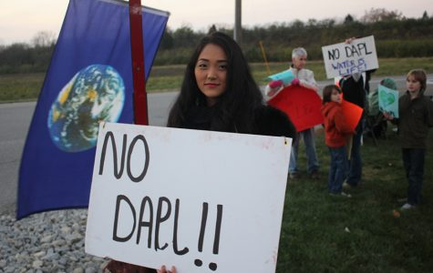What is going on in Standing Rock?