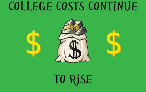 Rising cost of college outrages students