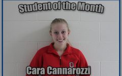 January Student of the Month: Cara Cannarozzi