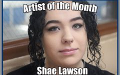 January Artist of the Month: Shae Lawson