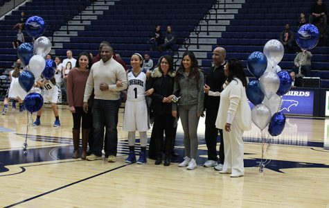 Girls Varsity Basketball v. Beavercreek (Senior Night)