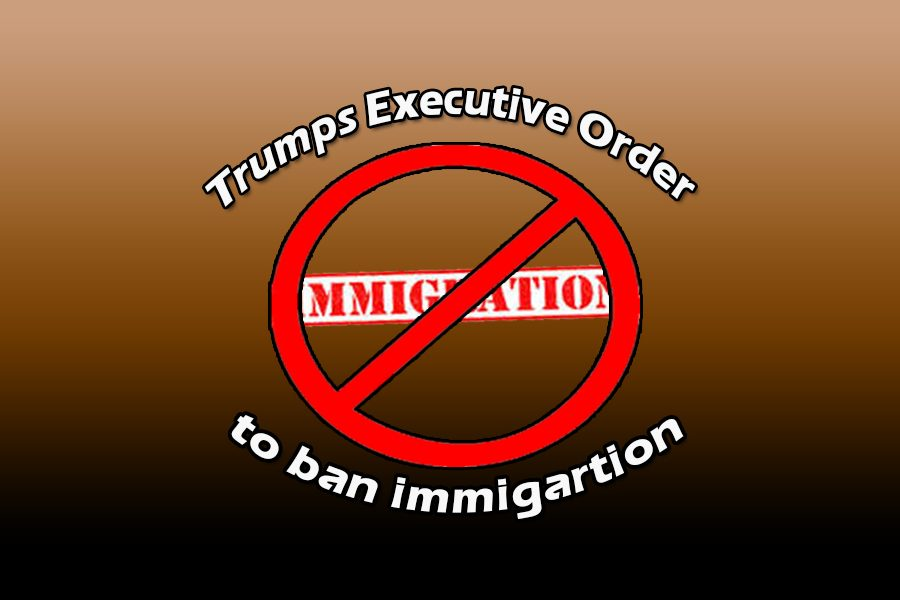 President+Trump+introduces+a+new+executive+order+for+an+intense+immigration+ban.