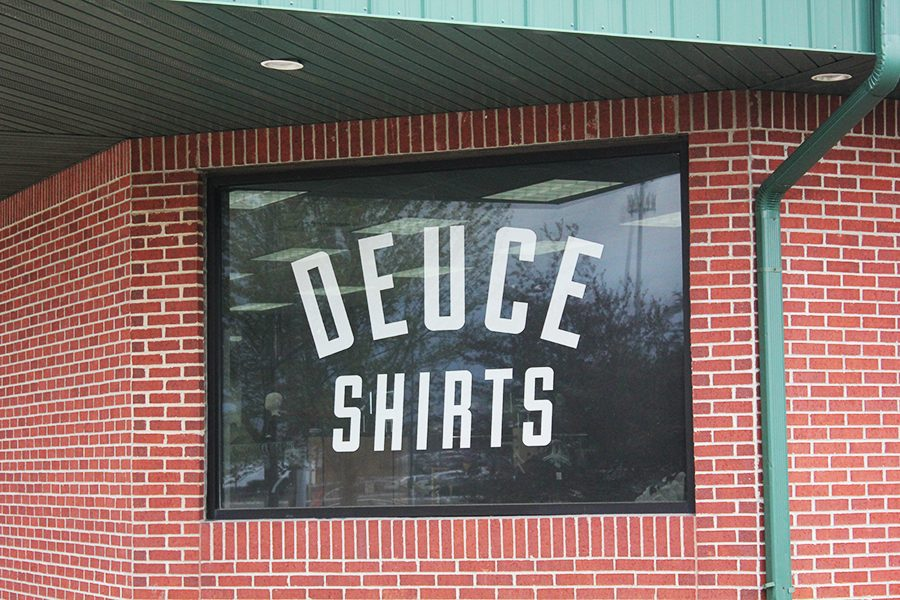 Deuce+Shirts+recently+moved+to+Bigger+Road+last+December.