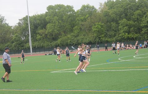 Girl's Lacrosse v. Oakwood