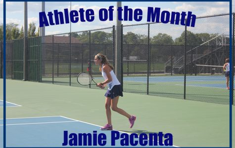 Athlete of the month: Jamie Pacenta