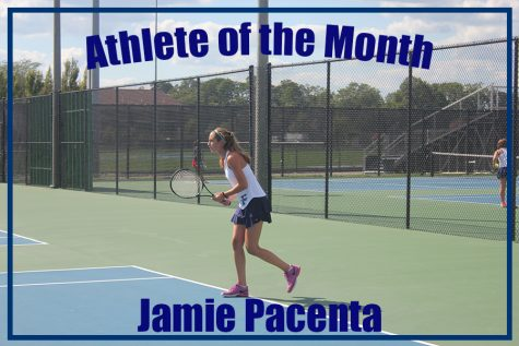 Athlete of the month: Hailey Spitler