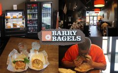 Barry Bagels' popularity quickly spreads at new location