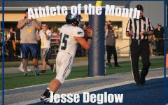 Athlete of the month: Jesse Deglow