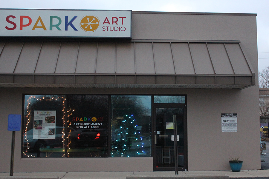 Kettering's own Spark Art Studio, located at 3126 Wilmington Pike, offers a variety of classes and sessions for all skill levels and ages.