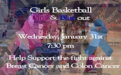 Cancer Awareness Game: Blue and Pink Out