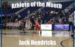 Athlete of the month: Jack Hendricks