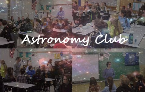 Astronomy Club skyrockets as new opportunity at Fairmont