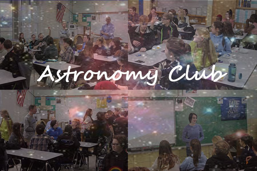 Astronomy Club makes it's debut at Fairmont.