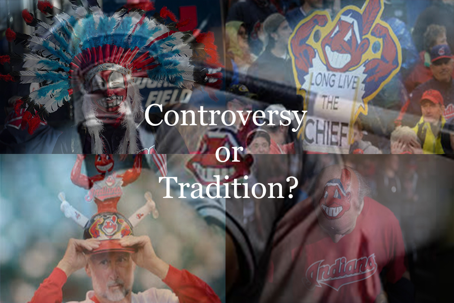 The removal of the Chief Wahoo logo for the Cleveland Indians has spurred a debate over what is discriminating and offensives, and what is  merely tradition in sports.
