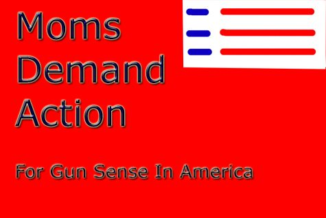 Moms take a stand against gun violence