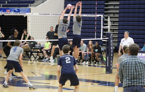Boys' Varsity Volleyball v. Northmont