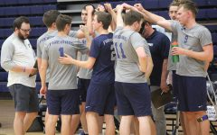 Boys' Varsity Volleyball v. Mason