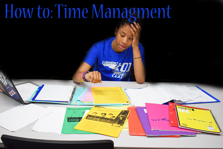 Students in today's generation find themselves overwhelmed with so many tasks on their plate. Time management is an important skill that can help when trying to complete everything in a timely manner.