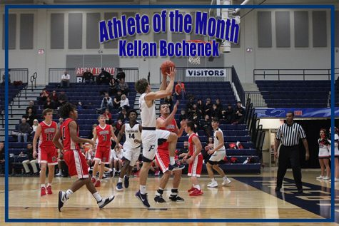 Athlete of the month: Kellan Bochenek