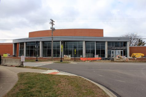 Under Construction: Million dollar auditorium nearing grand opening