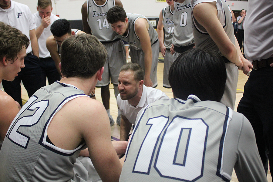 Blair Albright led the Firebirds for six seasons. After his resignation on Thursday, April 18, 2019, the search for a new head coach will begin.